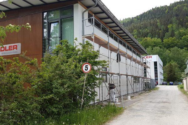 Adler Blechbearbeitung Gebäude