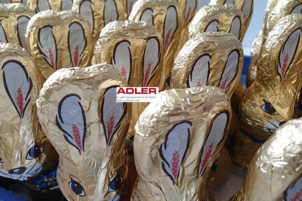 Ostern Adler Blechbearbeitung 2019